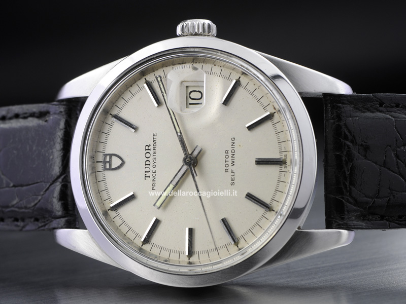 Tudor Prince Oysterdate Rotor Stainless Steel Watch - Ref. 9080