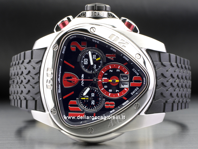 Tonino Lamborghini Spyder Watch 197SSR