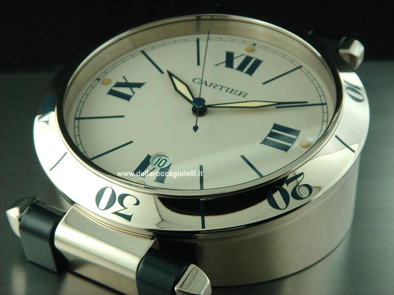 Orologio cartier modello pendulette pasha della rocca gioielli - Porta orologi louis vuitton ...