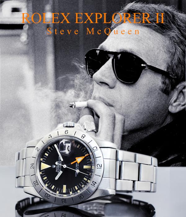 Rolex Freccione