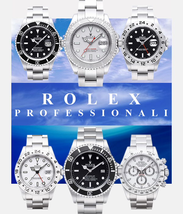 Rolex Professionali