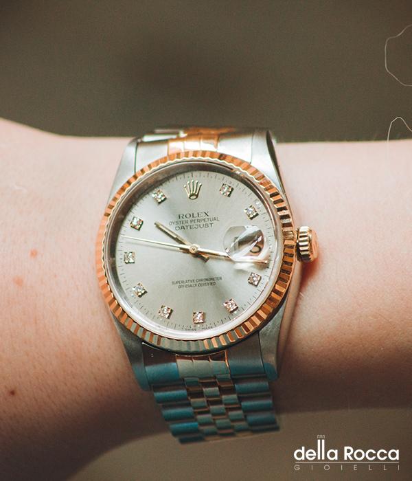 Rolex Diamanti