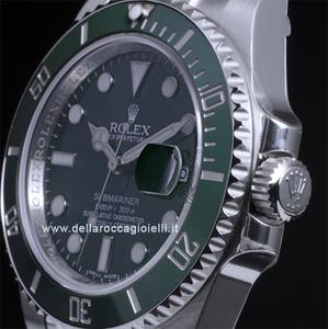 4314e51fc61 Qual è il costo di un orologio Rolex Submariner Data 116610LV usato o nuovo