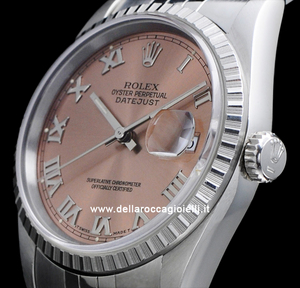 c52c1e4e4a1 Che prezzo ha un orologio Rolex Datejust 16220 usato o nuovo