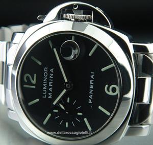 100% autenticato saldi grande varietà Presentiamo l'Officine Panerai Luminor Marina Automatic 40 ...