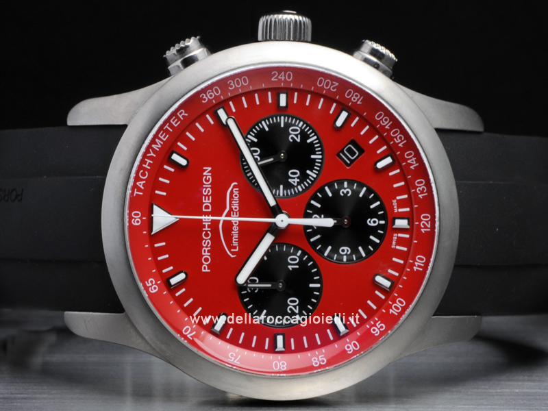 Porsche Design Ptc Cronografo P 6000 6612 11 Della