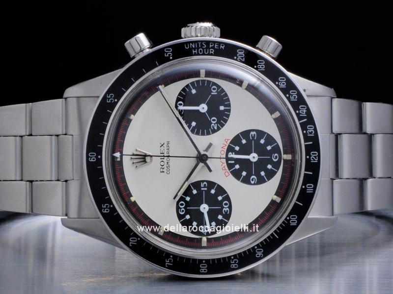 a basso prezzo 85d90 209ab Rolex Daytona Paul Newman 6241 :: Della Rocca Gioielli