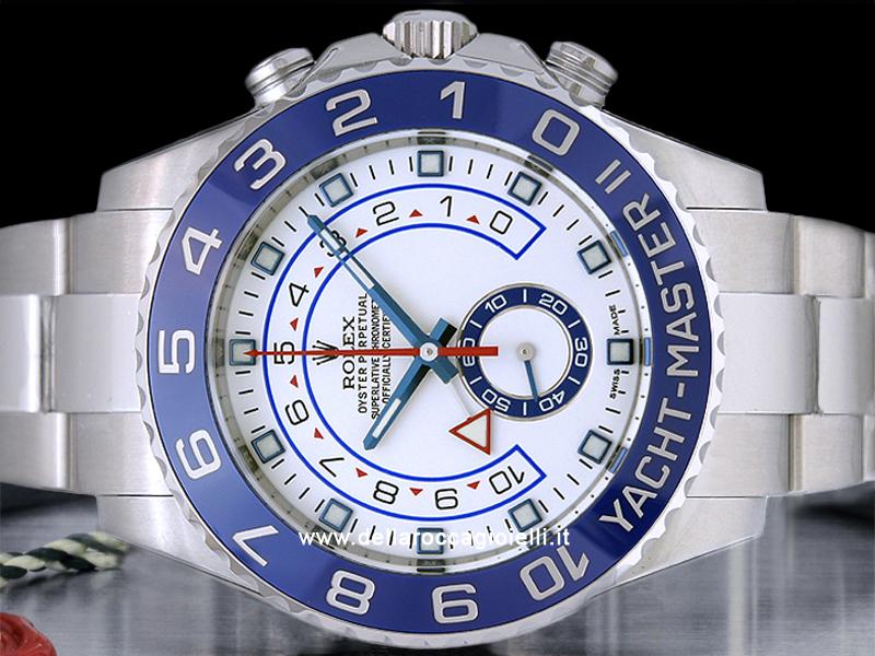 ee11f3470c4 Rolex Yacht-Master II Chrono 116680    Della Rocca Gioielli