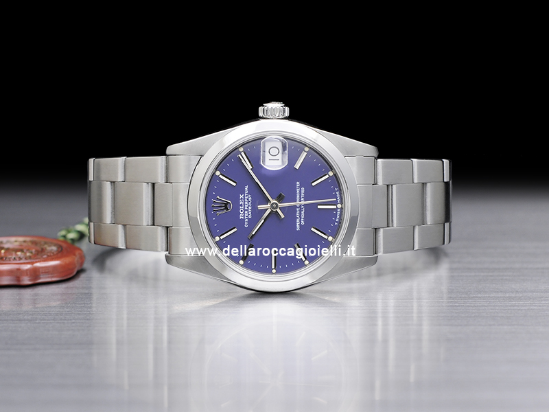 Rolex Datejust Medio Lady 31 68240 Jubilee Quadrante Viola