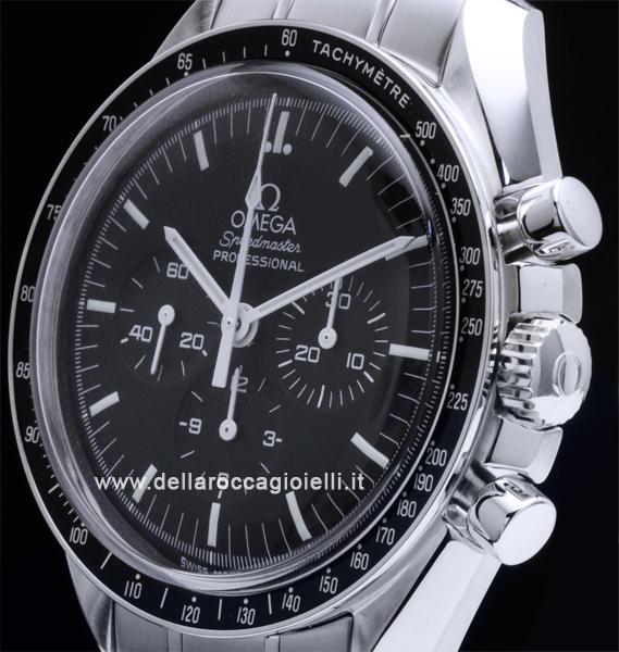 rivenditore online 58df1 231a4 Omega Speedmaster Moonwatch 311.30.42.30.01.005 :: Della ...