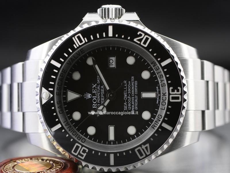 c1dfd37563d Rolex Sea-Dweller DEEPSEA - Ref. 126660    Della Rocca Gioielli