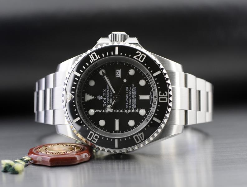 e75676e5ff7 Rolex Sea-Dweller DEEPSEA - Ref. 126660    Della Rocca Gioielli