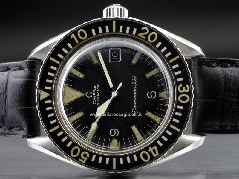 40df4863835 Omega Seamaster 300 Automatic - Ref.ST 166.024