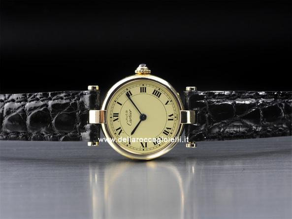 in arrivo stile romanzo ultima selezione Cartier Must VLC Lady :: Della Rocca Gioielli
