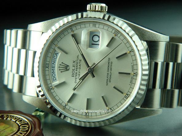 a basso costo 1191c 97133 Rolex Day-Date 18239 | della Rocca Gioielli