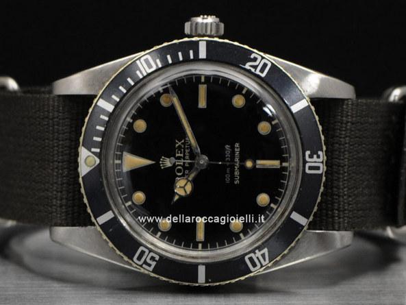 Rolex Submariner James Bond 6536 Della Rocca Gioielli