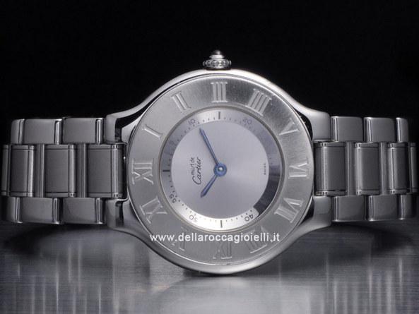 raccolta di sconti miglior fornitore acquisto autentico Cartier Must 21 W10110T2 | della Rocca Gioielli
