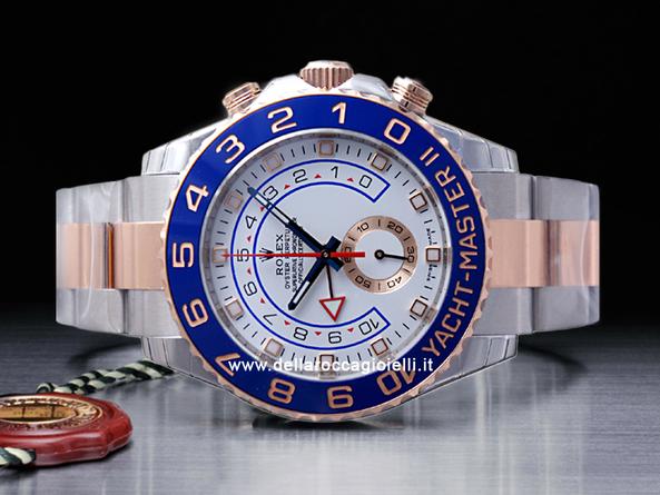 422ba373764 Rolex Yacht-Master II Chrono 116681    Della Rocca Gioielli
