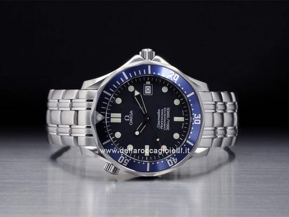 948d8d21111 Omega Seamaster 300M James Bond 2531.80.00 Quadrante Blu    Della Rocca  Gioielli