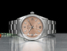 Rolex Air-King 34 Oyster Quadrante Rosa Arabi 3-6-9 14000