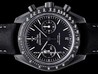 Omega Speedmaster Moonwatch Pitch Black Co-Axial Chronograph 31192445101004 Quadrante Nero