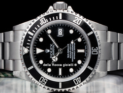 Rolex Sea-Dweller 16600T Quadrante Nero