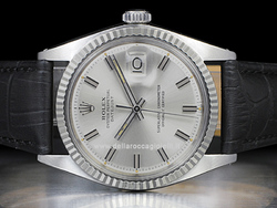 Rolex Datejust 1601 Quadrante Argento Wide Boy