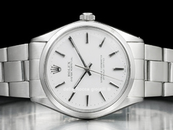 Rolex Oyster Perpetual 1002 Oyster Quadrante Bianco