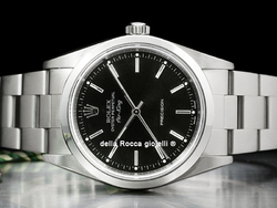 Rolex Air-King 14000M Oyster Quadrante Nero