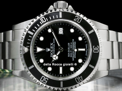 Rolex Sea-Dweller 16600 Quadrante Nero