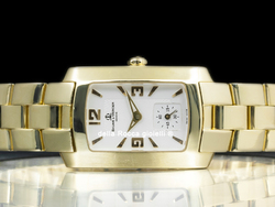 Baume & Mercier Hampton Milleis Lady MV045229 Quadrante Bianco