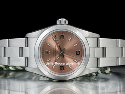 Rolex Oyster Perpetual Lady 76080 Oyster Quadrante Rosa 3-6-9