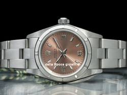 Rolex Oyster Perpetual Lady 76030 Oyster Quadrante Rosa 3-6-9