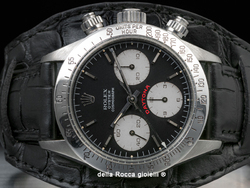 Rolex Cosmograph Daytona 6265 Quadrante Nero Big Red