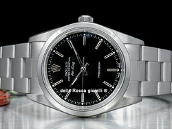 Rolex Air-King 34 Oyster Quadrante Nero 14000M