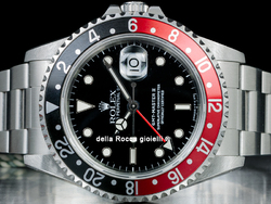 Rolex Gmt Master II 16710 Oyster Ghiera Rosso Nera