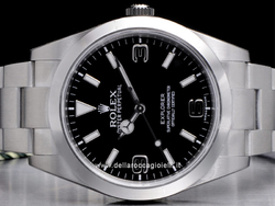 ROLEX EXPLORER 214270 - New Rolex Explorer 39 mm Stainless Steel Watch