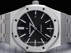 Audemars Piguet Royal Oak 15400ST Quadrante Nero Tapisserie
