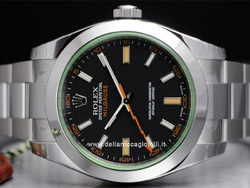 Rolex Milgauss Stainless Steel Watch - Ref. 116400GV