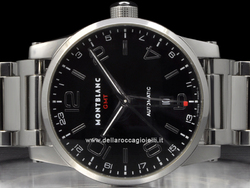 Montblanc Timewalker GMT 36065 Quadrante Nero