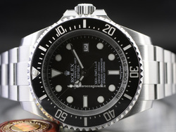Rolex Sea-Dweller DEEPSEA Stainless Steel Watch - Ref. 126660