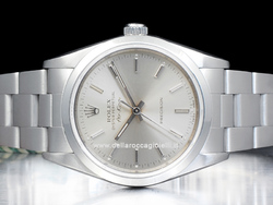 Rolex Air-King 14000 Oyster Quadrante Argento