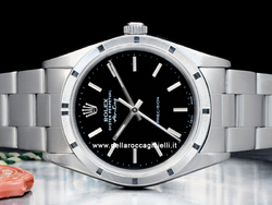 Rolex Air-King 14010 Quadrante Nero