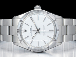 Rolex Oyster Perpetual 1007 Oyster Quadrante Bianco