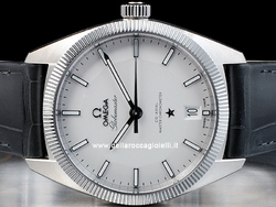 Omega Constellation Globemaster Co-Axial Master Chronometer 13033392102001 Quadrante Argento