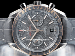Omega Speedmaster Moonwatch Meteorite Co-Axial Chronograph 31163445199001 Quadrante Grigio