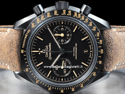 Omega Speedmaster Moonwatch Vintage Black Co-Axial Chronograph 31192445101006 Quadrante Nero