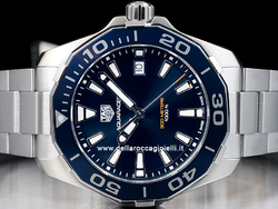 Tag Heuer Aquaracer WAY111C Quadrante Blu