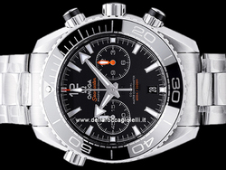 Omega Seamaster Planet Ocean 600M Chronograph Co-Axial Master Chronometer 21530465101001 Quadrante Nero