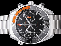 Omega Seamaster Planet Ocean 600M Chronograph Co-Axial Master Chronometer 21530465101002 Quadrante Nero